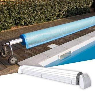 Couvertures et bâches pour piscines