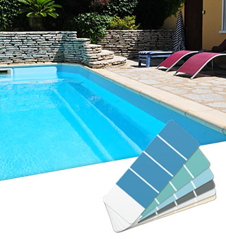 Liners sur mesure pour piscine